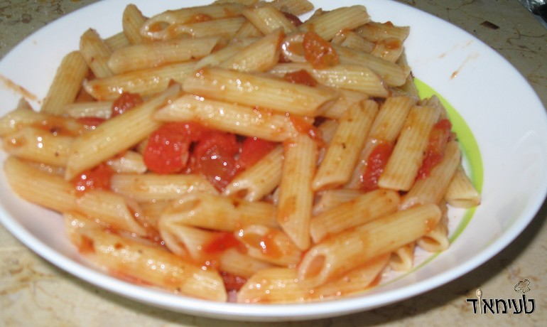 רוטב אל ארביאטה - רוטב עגבניות חריף