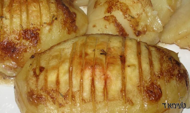 תפוחי אדמה אנה