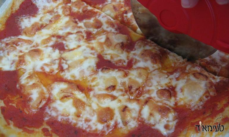 פיצה ביתית מדהימה