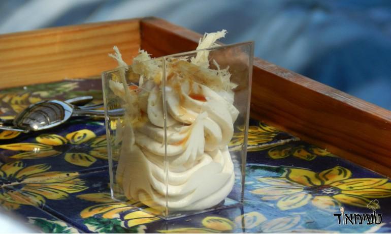 מוס חלבה (צילום: איתמר כהן)