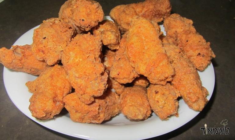 כנפיים בסגנון KFC